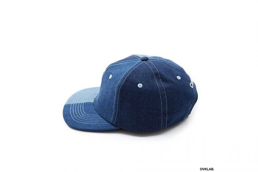 OVKLAB 17 SS Patch Work Baseball Cap (5)