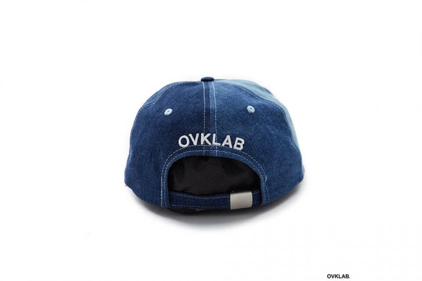 OVKLAB 17 SS Patch Work Baseball Cap (6)