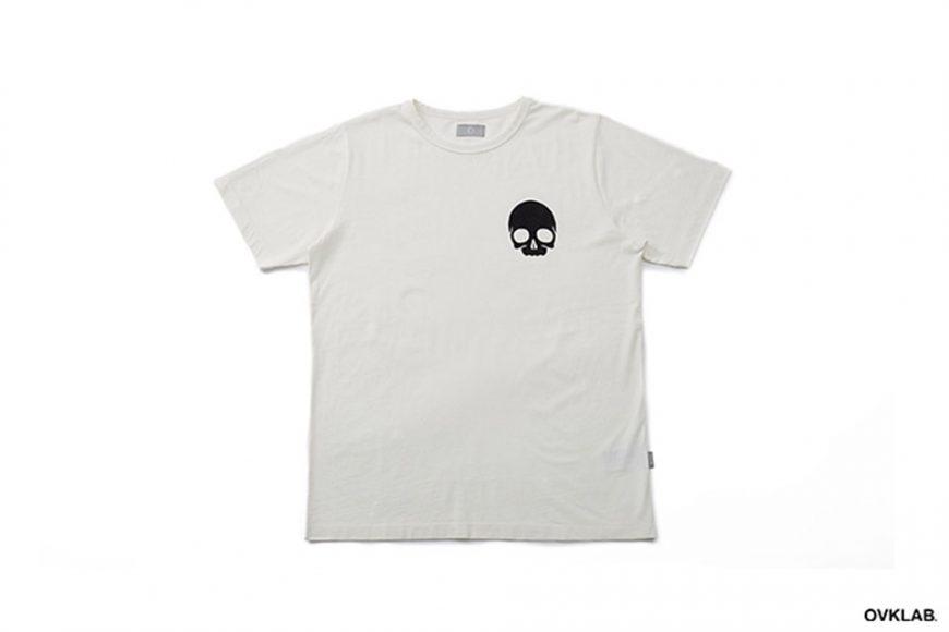 OVKLAB 17 SS Skull Logo Tee (11)