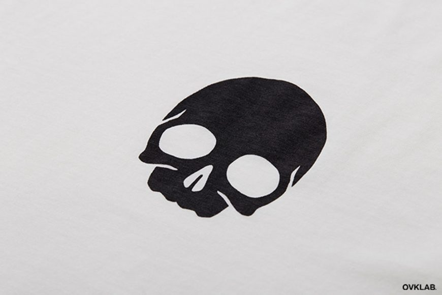 OVKLAB 17 SS Skull Logo Tee (13)