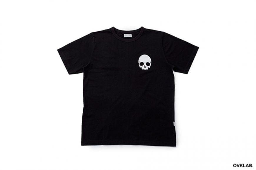 OVKLAB 17 SS Skull Logo Tee (4)
