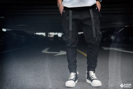 B-SIDE 17 SS BSLFS T-Work Trousers (1)