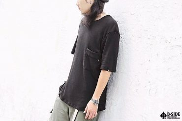 B-SIDE 17 SS Basic Wafer Tee (1)