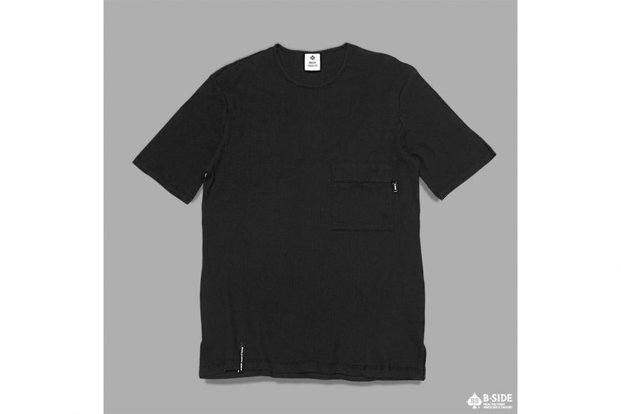 B-SIDE 17 SS Basic Wafer Tee (2)