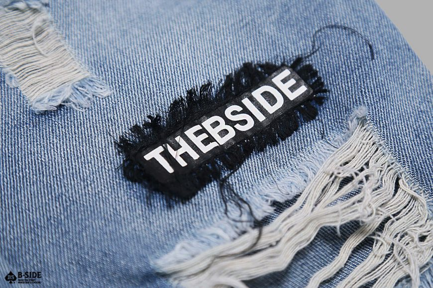 B-SIDE 17 SS Type-B Damage Denim (10)