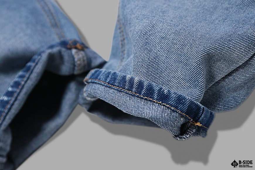 B-SIDE 17 SS Type-B Damage Denim (13)