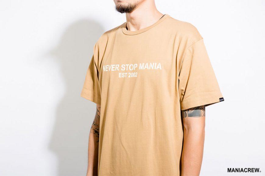 MANIA 17 AW Never Stop Tee (5)
