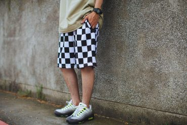 NEXTMOBRIOT 17 SS Checkerboard Training Shorts (3)
