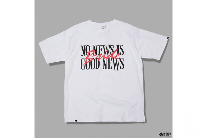 B-SIDE 17 AW No News Is Good News Tee (11)