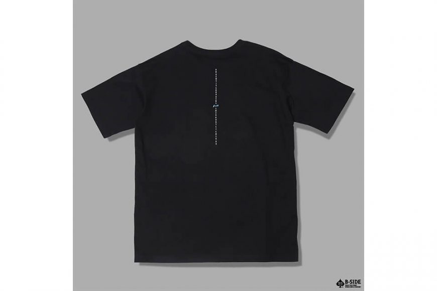 B-SIDE 17 AW No News Is Good News Tee (5)