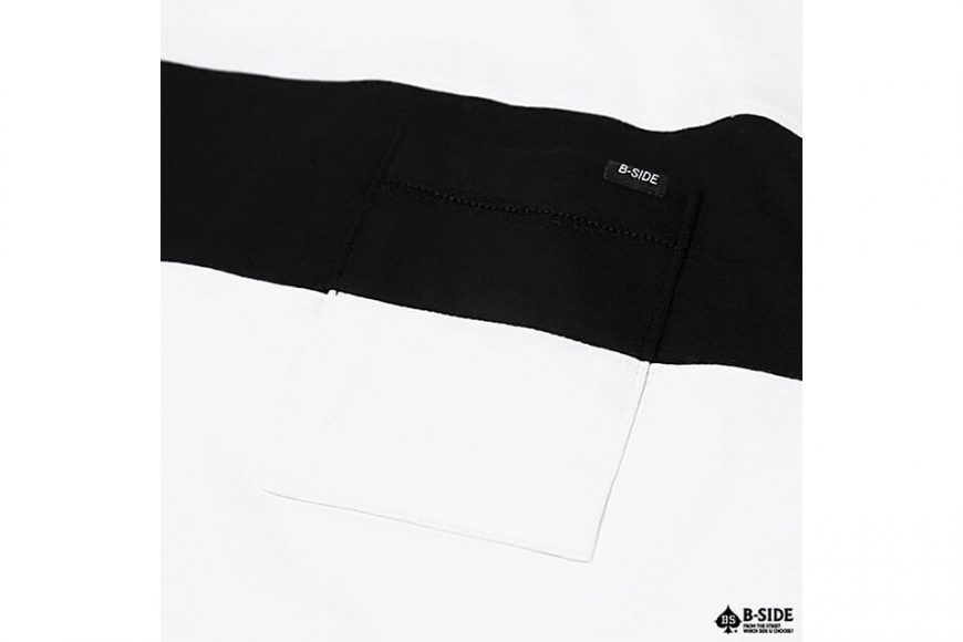 B-SIDE 17 SS BS Split Pocket Tee (13)