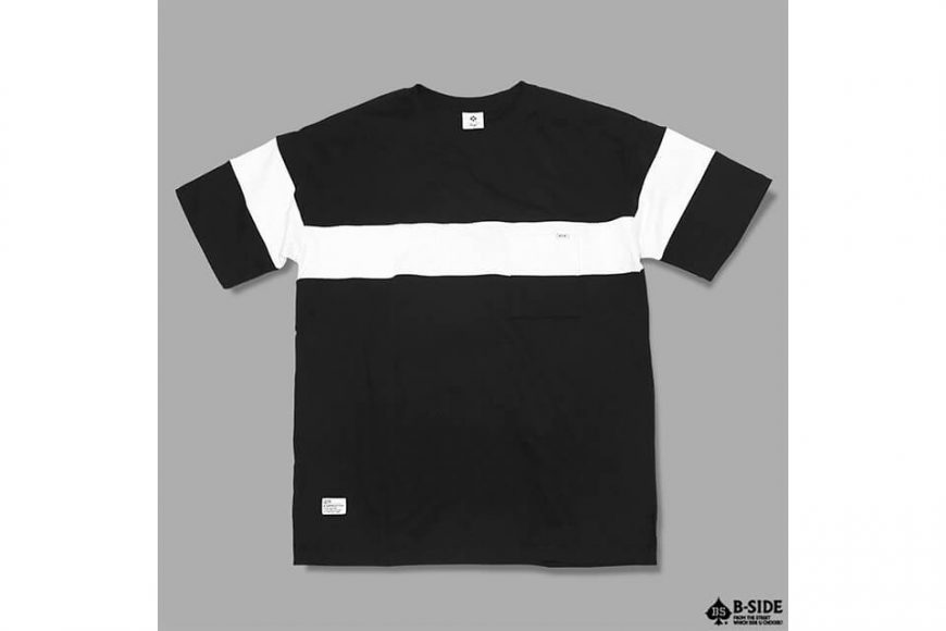 B-SIDE 17 SS BS Split Pocket Tee (6)