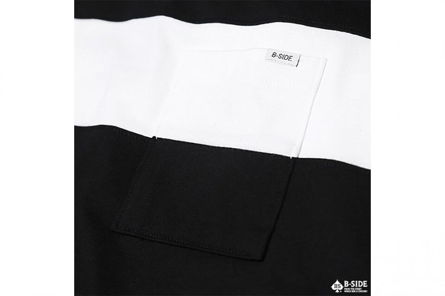 B-SIDE 17 SS BS Split Pocket Tee (7)