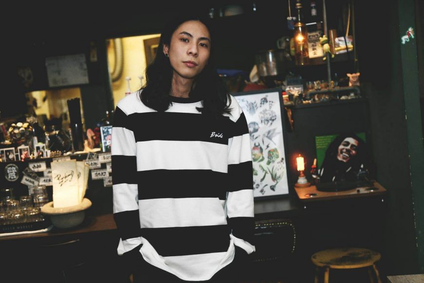B-SIDE 17 AW Stripe LS Tee (2)