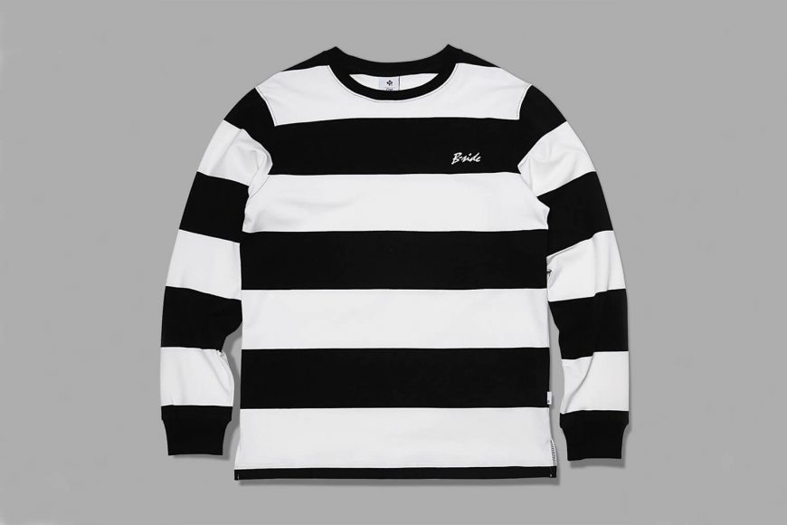 B-SIDE 17 AW Stripe LS Tee (4)
