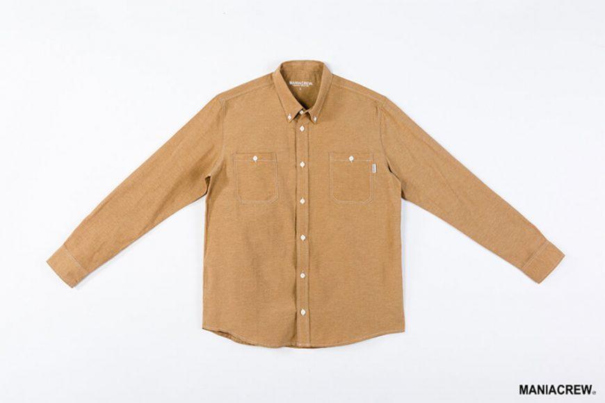 MANIA 17 AW Civil Shirt (1)