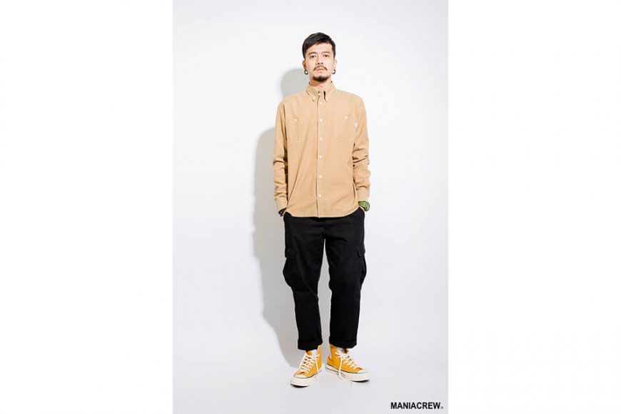 MANIA 17 AW Civil Shirt (11)