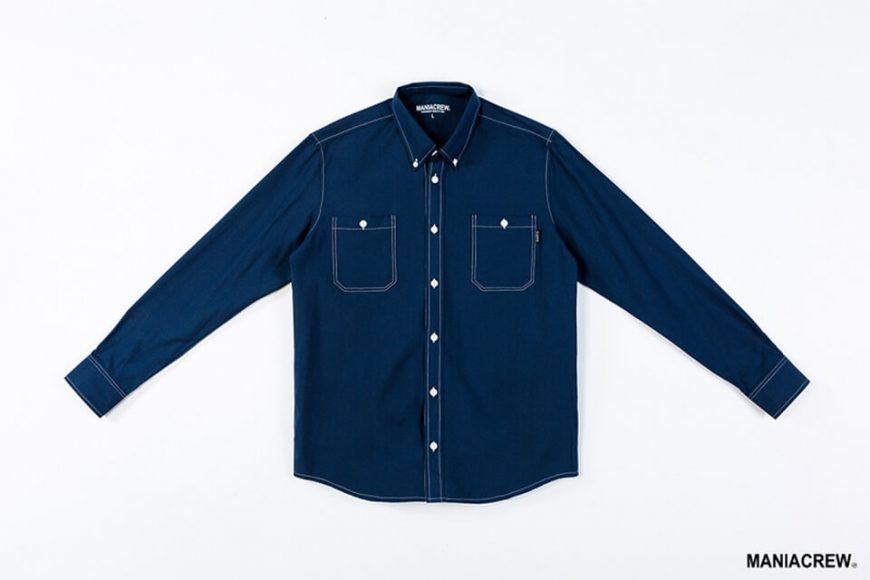 MANIA 17 AW Civil Shirt (2)