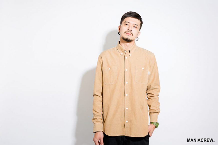MANIA 17 AW Civil Shirt (3)