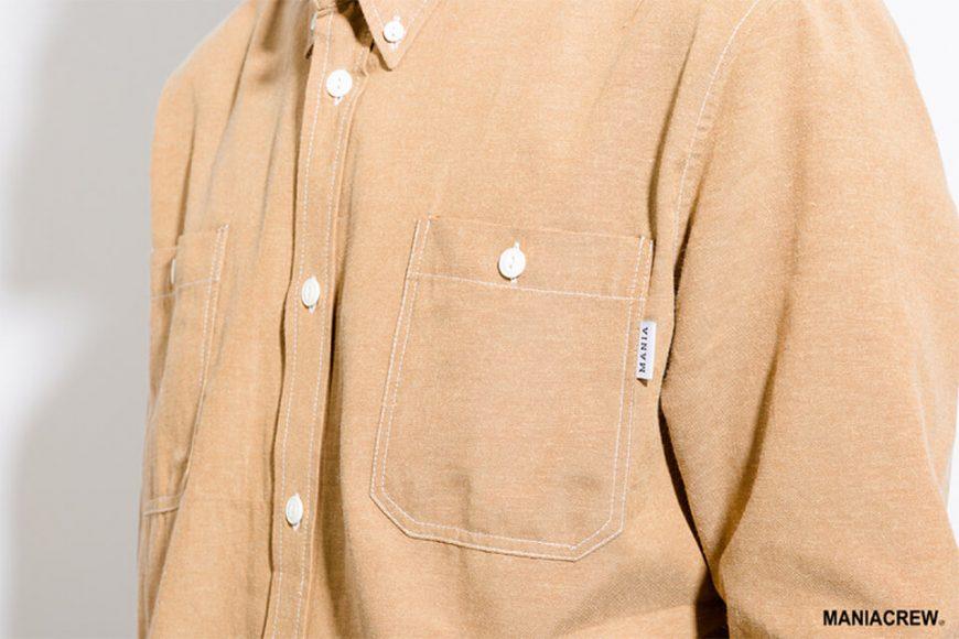 MANIA 17 AW Civil Shirt (4)