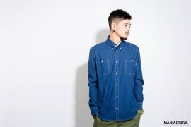 MANIA 17 AW Civil Shirt (7)
