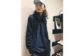 OVKLAB 17 AW Two Tone Patch Sweatshirt (1)