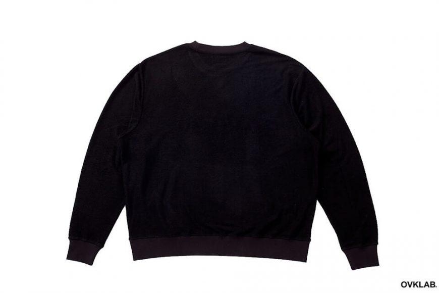 OVKLAB 17 AW Two Way Sweatshirt (2)