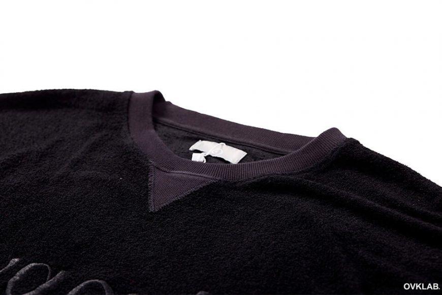 OVKLAB 17 AW Two Way Sweatshirt (3)
