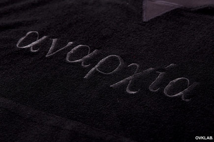 OVKLAB 17 AW Two Way Sweatshirt (4)