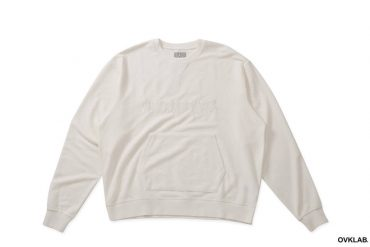 OVKLAB 17 AW Two Way Sweatshirt (6)