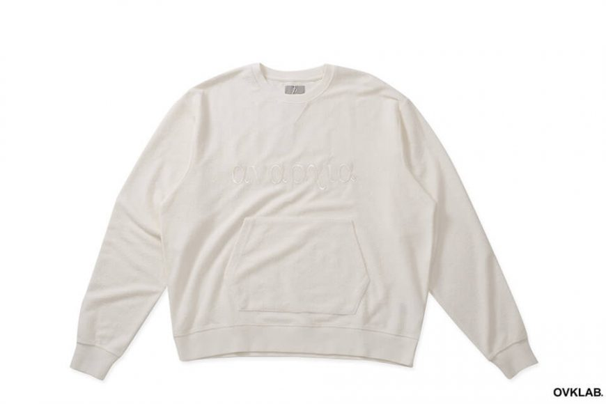OVKLAB 17 AW Two Way Sweatshirt (6)