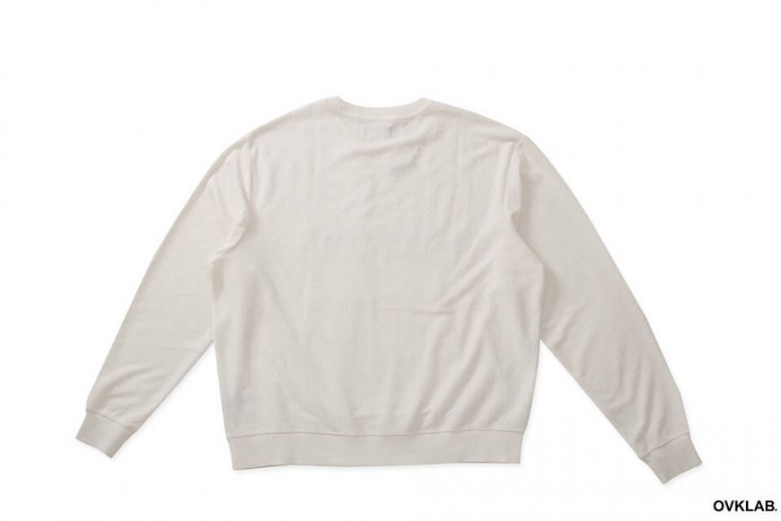 OVKLAB 17 AW Two Way Sweatshirt (7)