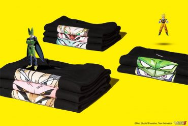 REMIX X DRAGON BALL Z CAPSULE COLLECTION DROP #2 (1)