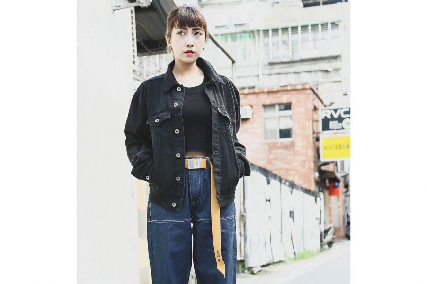 B-SIDE 17 AW Basic Canvas Belt (5)