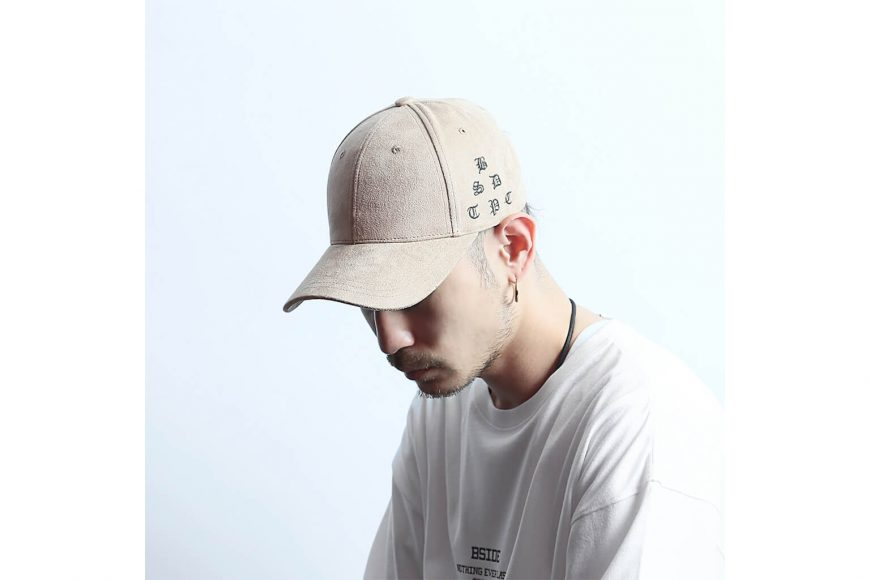 B-SIDE 17 AW Old English Suede Cap (11)