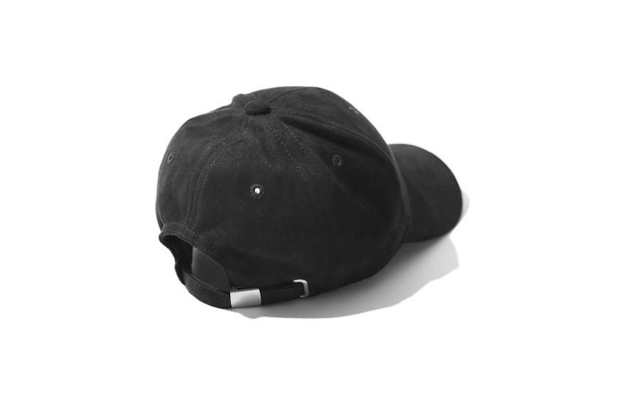 B-SIDE 17 AW Old English Suede Cap (7)