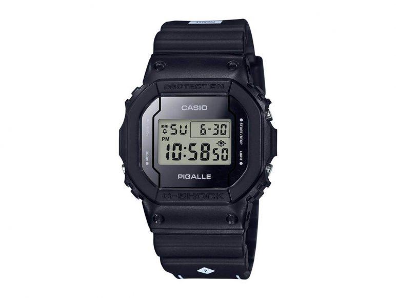 CASIO G-SHOCK X PIGALLE DW-5600PGB-1 & DW-5600PGW-7 (4)