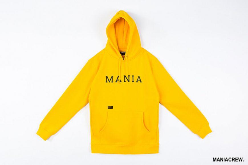 MANIA 17 AW Script Hoodie (12)