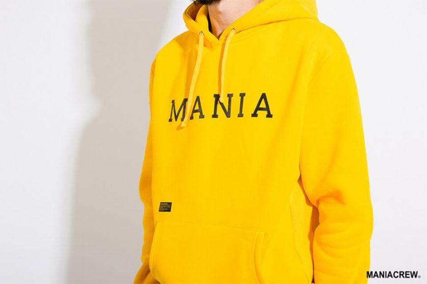 MANIA 17 AW Script Hoodie (9)