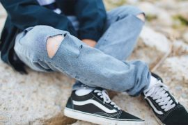 NEXTMOBRIOT 17 Elasticity Hard Knife Jeans (3)
