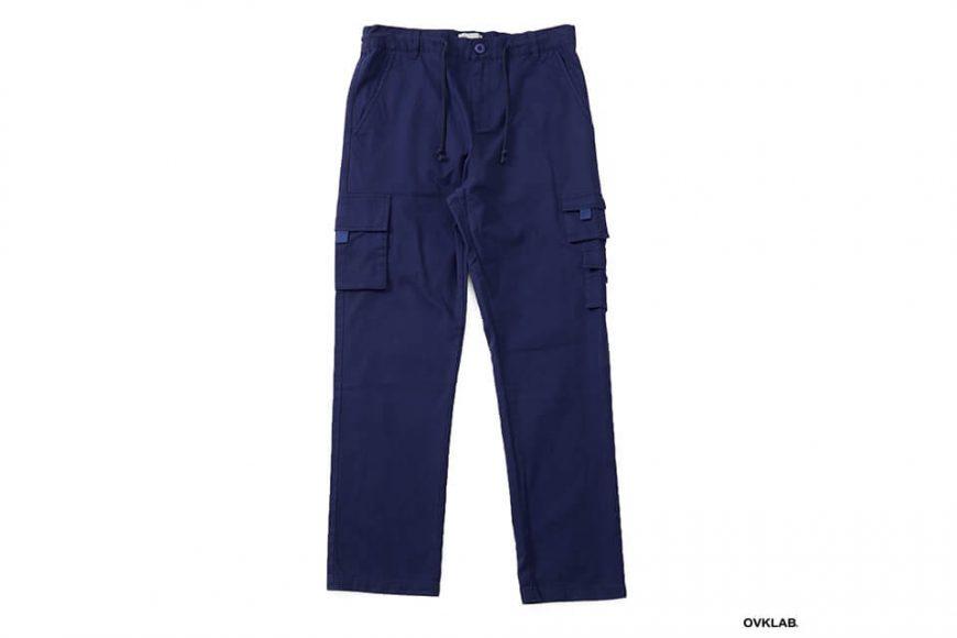 OVKLAB 17 AW Military Pocket Pants (11)