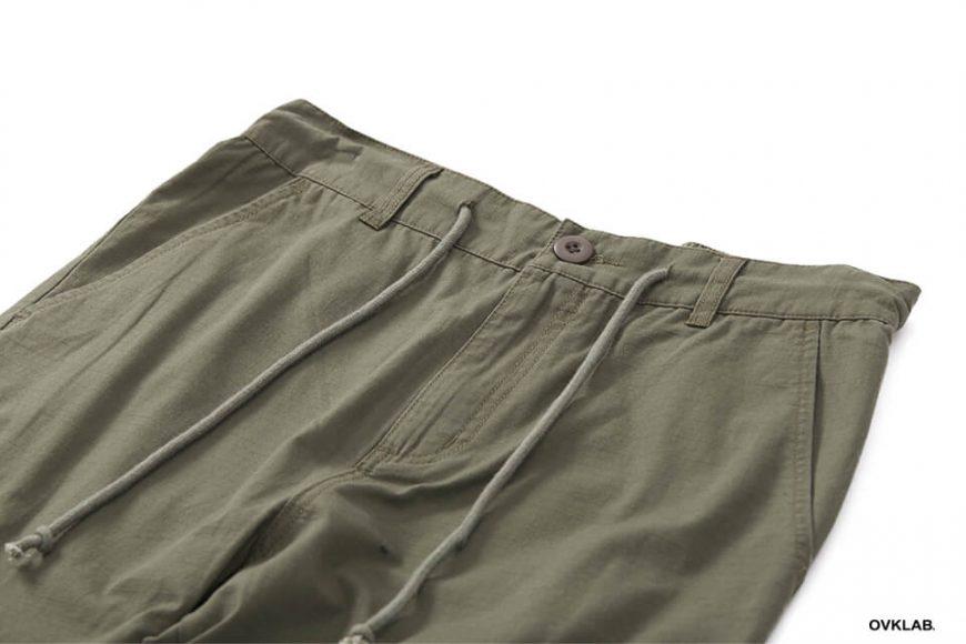 OVKLAB 17 AW Military Pocket Pants (13)