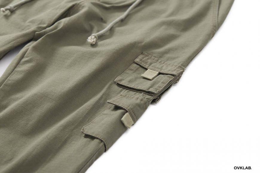 OVKLAB 17 AW Military Pocket Pants (14)