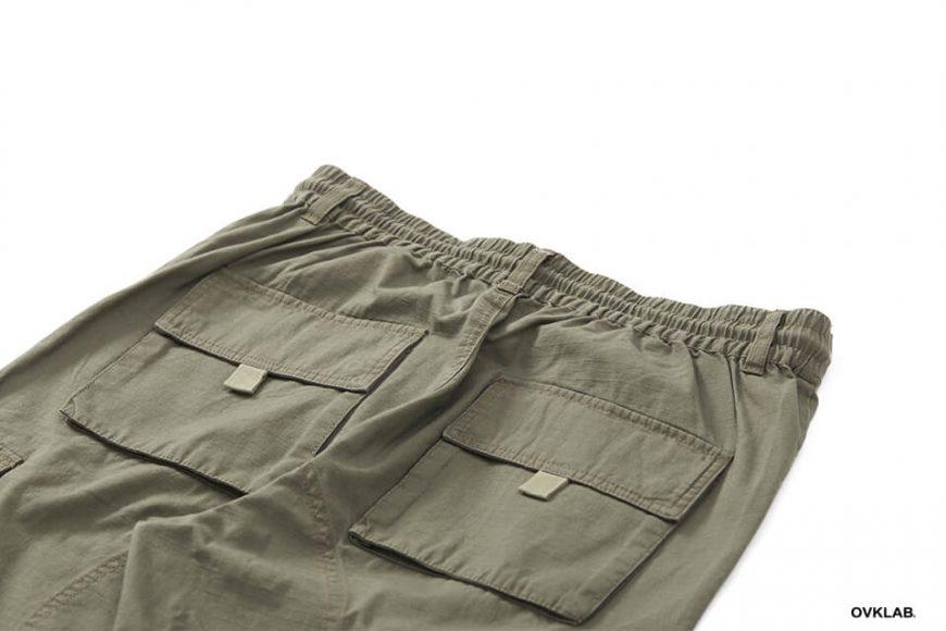 OVKLAB 17 AW Military Pocket Pants (15)