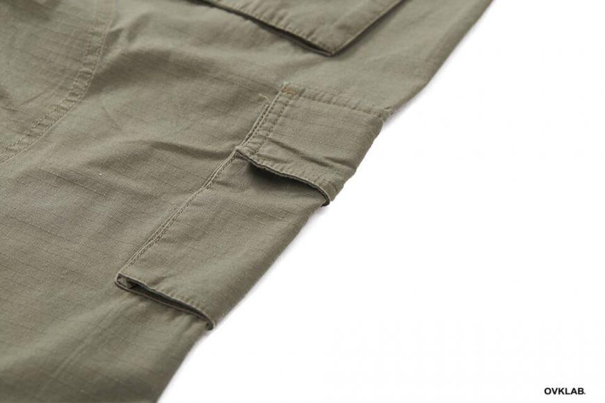 OVKLAB 17 AW Military Pocket Pants (16)