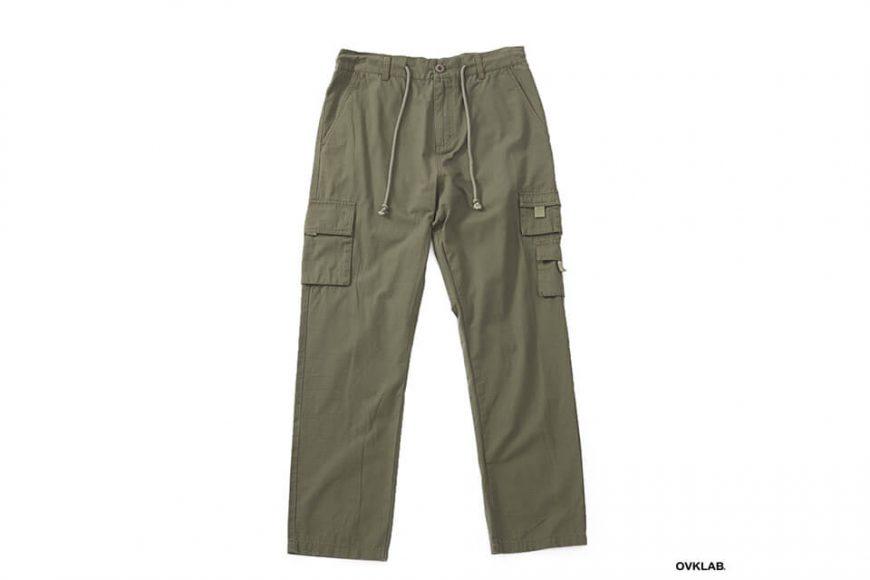 OVKLAB 17 AW Military Pocket Pants (17)