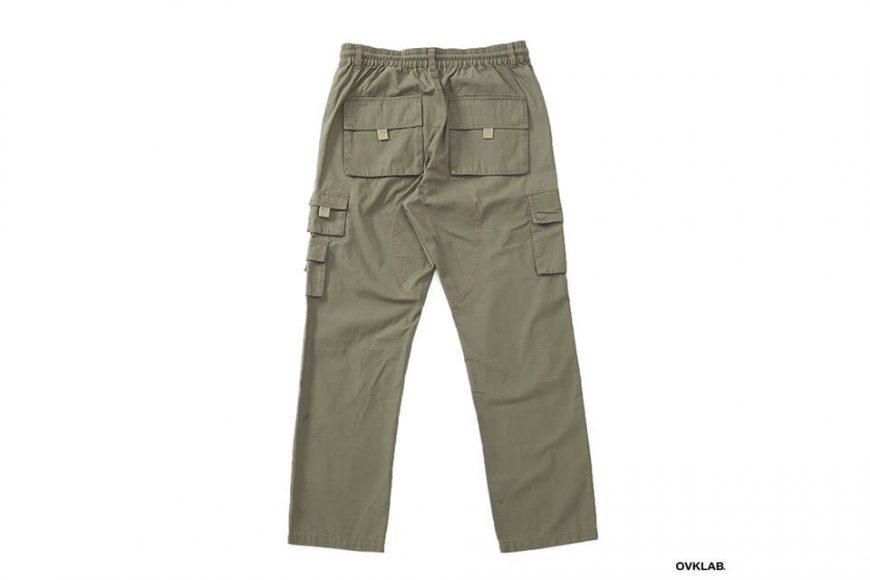 OVKLAB 17 AW Military Pocket Pants (18)