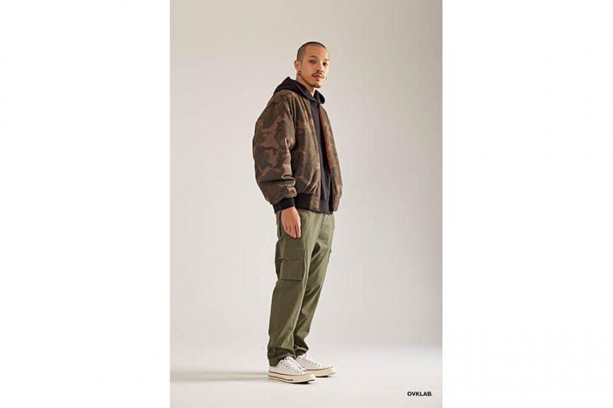 OVKLAB 17 AW Military Pocket Pants (5)