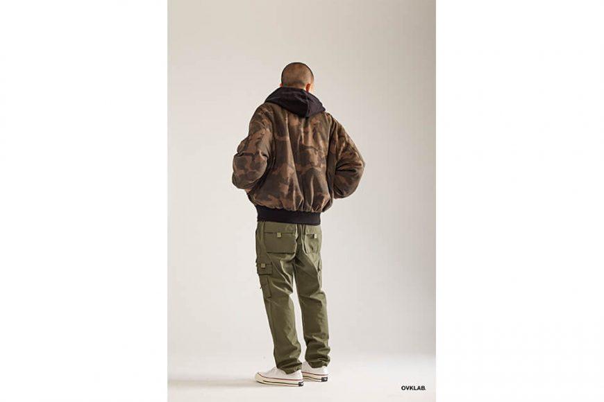 OVKLAB 17 AW Military Pocket Pants (6)