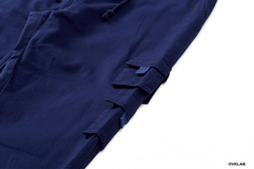 OVKLAB 17 AW Military Pocket Pants (8)
